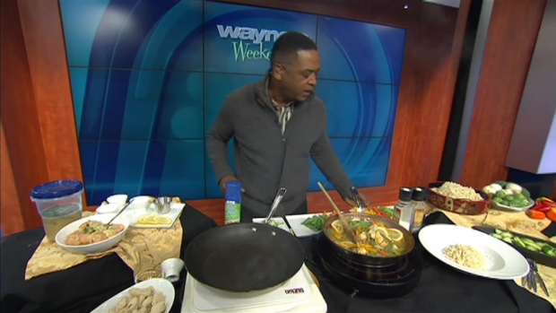 [CHI] Wayne's Weekend: Chicken Stir Fry