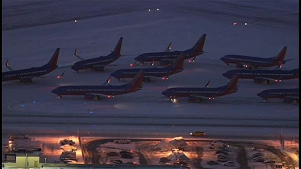 [CHI] Airline Being Investigated After Planes Stuck on Tarmac at Midway
