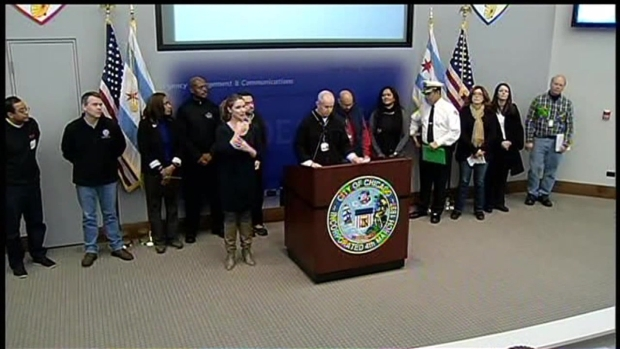 [CHI] CTU, CPS Differ on Closing Schools Monday