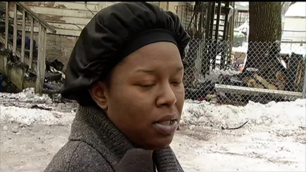 [CHI] Space Heater Suspected in Fatal House Fire
