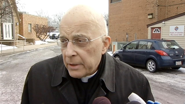 [CHI] Cardinal Francis George Discusses Letter to Parishioners