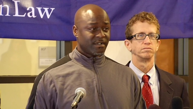 [CHI] Man Sues City, Cops For Wrongful Conviction