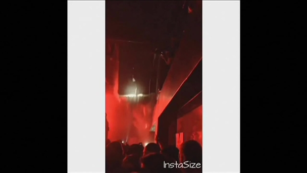 [CHI] Ceiling Collapses on Concertgoers in Logan Square