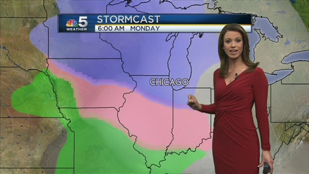 [CHI] Snow Back in Forecast, Warmer Temps Ahead