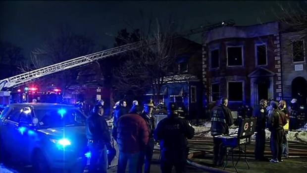 [CHI] 3-Year-Old Killed, 3 Others Injured in West Side Fire