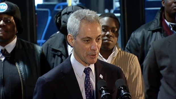 [CHI] WATCH: Rahm Emanuel's Advice To Jimmy Fallon