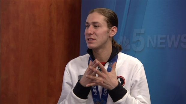[CHI] Jason Brown on Olympics, Media Attention & His Pony Tail