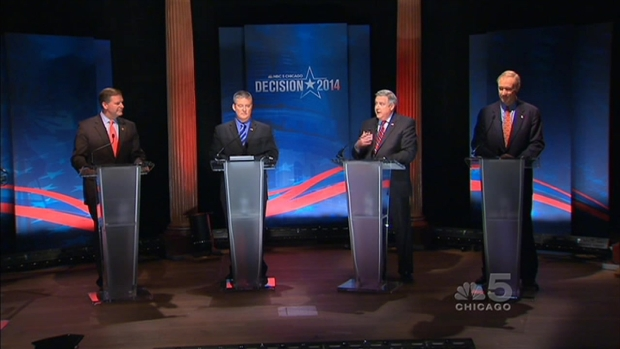 [CHI] Republican Candidates Talk Job Creation