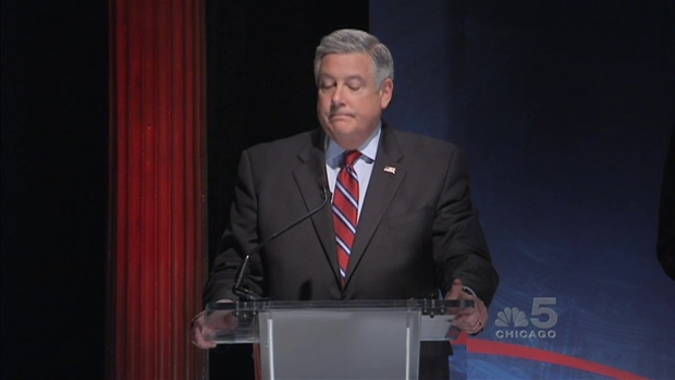 [CHI] Republican Candidates Talk Corruption