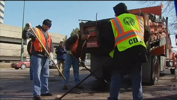 "[CHI] Emanuel Orders Pothole ""Strike Teams"""