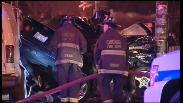[CHI] New Details in Crash that Killed Officer