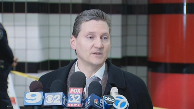 [CHI] CTA Spokesman Describes Blue Line Crash