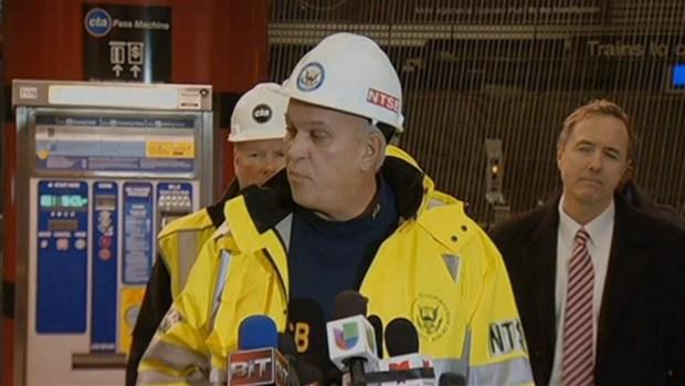 [CHI] First NTSB Press Conference on CTA Blue Line Crash
