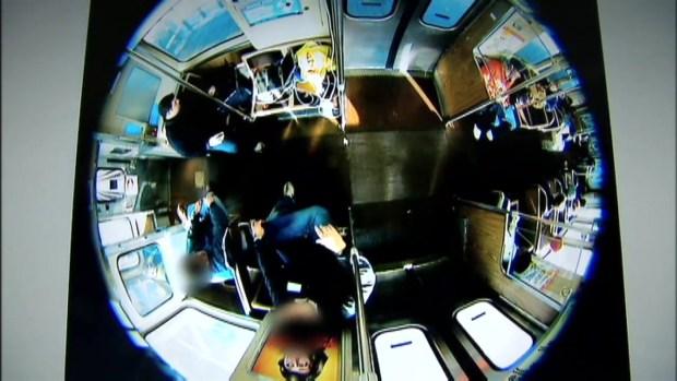 High Tech Cameras Help Combat CTA Crime