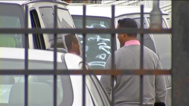 [CHI] Stolen Cars Found in Salvage Yard