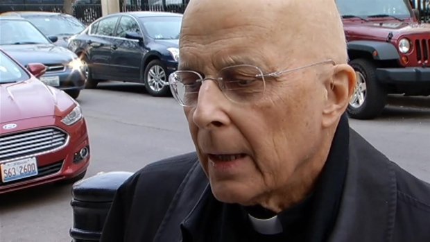 [CHI] Cardinal George: They Really Scared Me