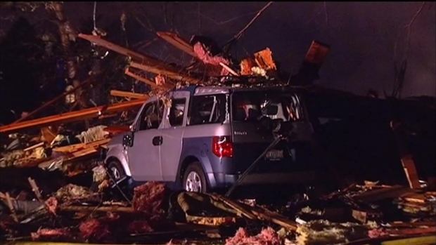 [CHI] Home Leveled in Explosion in Long Grove