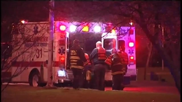 [CHI] Friends Say Man is Still in Lake Michigan