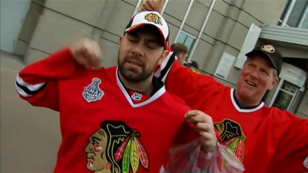 [CHI] Fans React After Hawks Game 2 Win