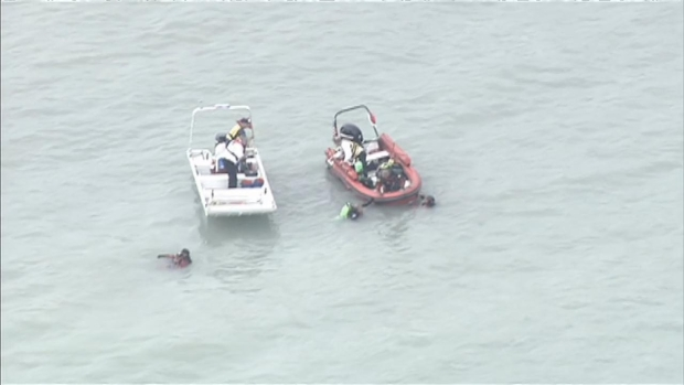 [CHI] Body Recovered From Lake Michigan Near Lake Forest