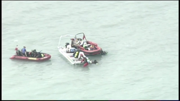 [CHI] Woman Drowns in Lake Michigan