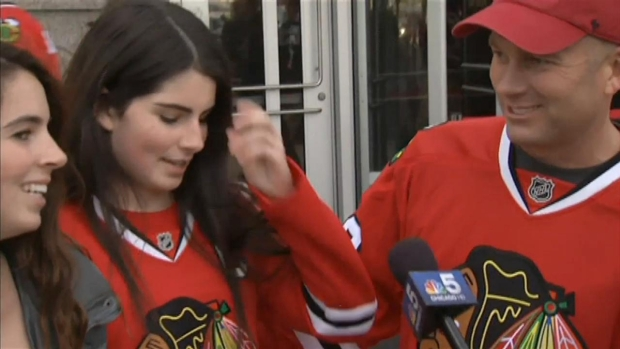[CHI] Fans React After Hawks Beat Kings in Game 1