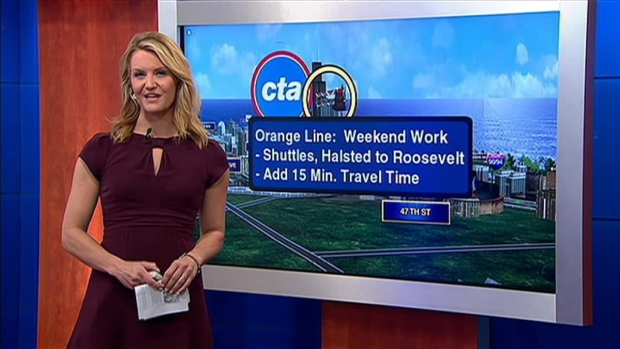 [CHI] Kye's Commute: Memorial Day Weekend Travel