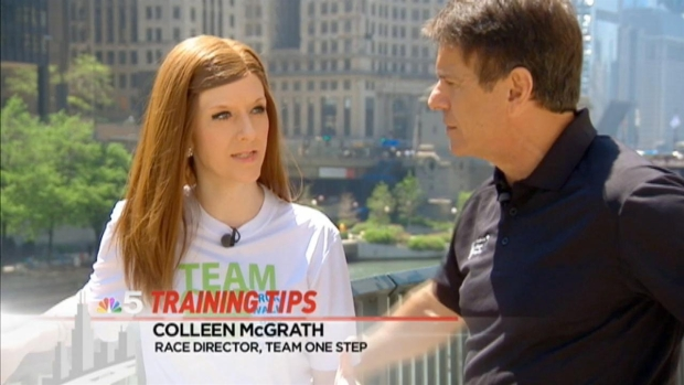 [CHI] Marathon Training Tip: Join a Charity Team