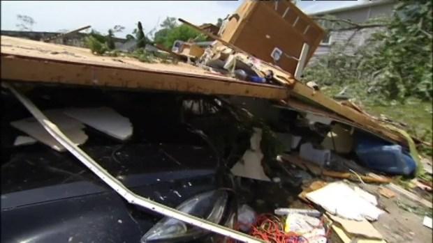 [CHI] Tornadoes Rake Southern Wisconsin