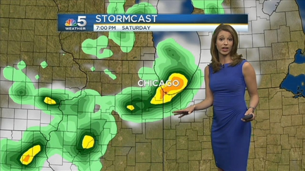 [CHI] Forecast: Chance of Strong Storms