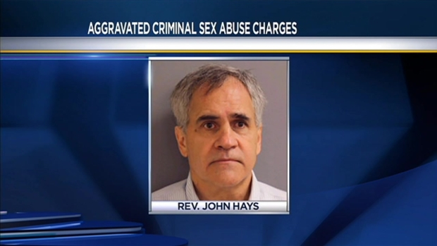 Pastor Accused of Molesting Boy