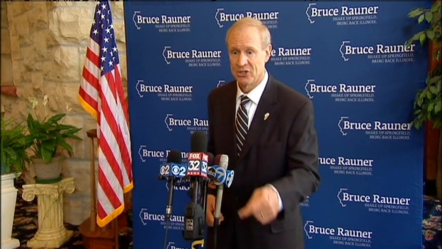 [CHI] Bruce Rauner On The Defense Over Chicago's Pride Parade