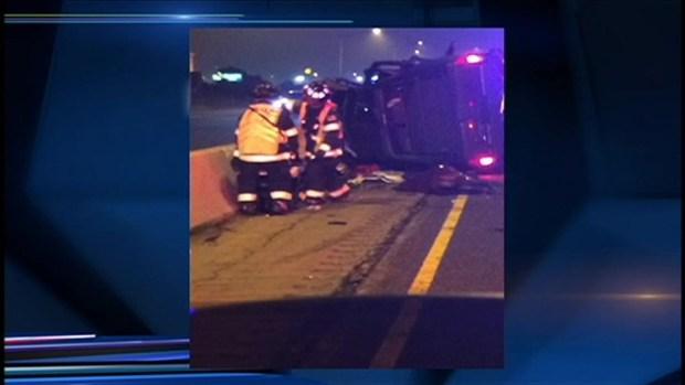 [CHI] Driver Describes Wrong-Way Crash on I-55