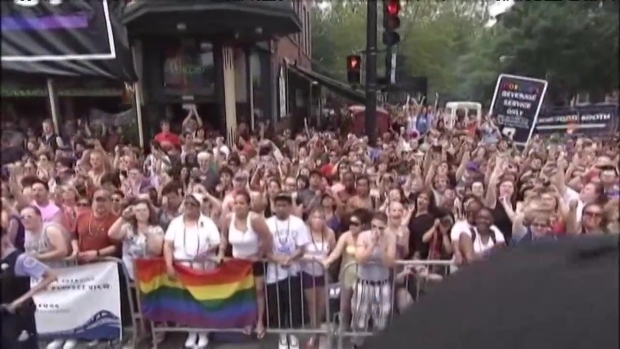 [CHI] Preparations Underway For Pride Parade