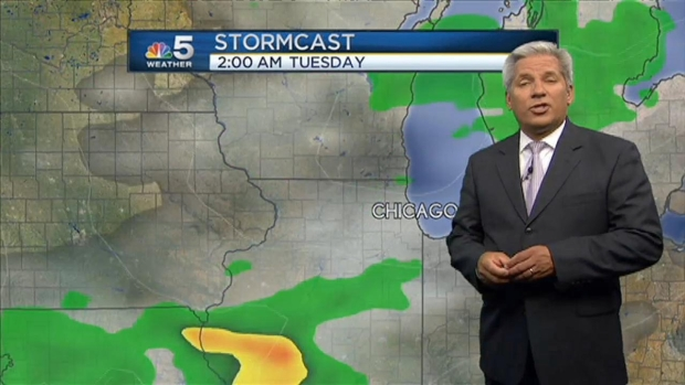 [CHI] Forecast: Chance for Storms