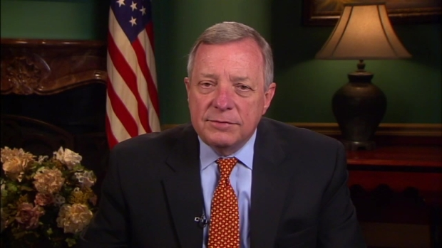 [CHI] Durbin Plans Amendment on Straw Purchasers