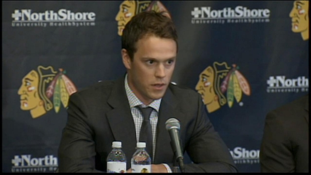 "[CHI] Jonathan Toews: ""It's an Amazing Feeling"""