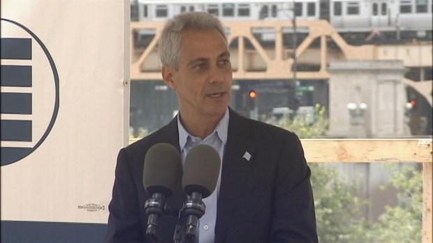 [CHI] Mayor Helps Break Ground on Wolf Point West