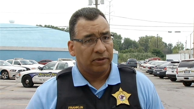 [CHI] Police Chief Describes Dolton Shooting