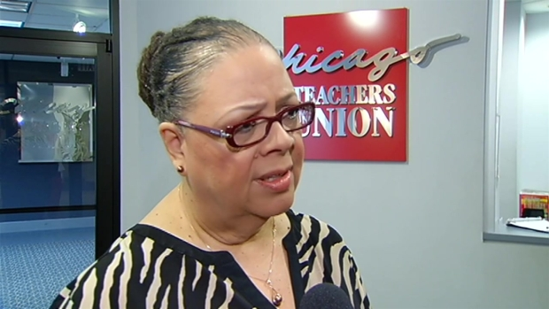 [CHI] Karen Lewis Answers Critics on Homes, Salary