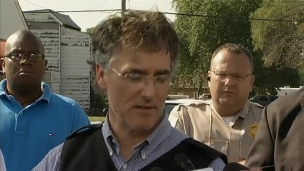 "Sheriff: Harvey Hostage Situation Ends ""Peacefully"""