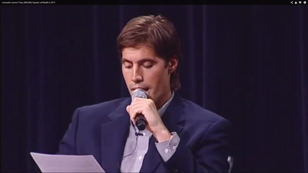 [CHI] Watch: James Foley's 2011 Interview at Northwestern