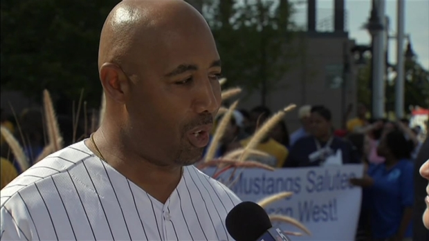 [CHI] Harold Baines: JRW Could Inspire Youth Baseball Revival