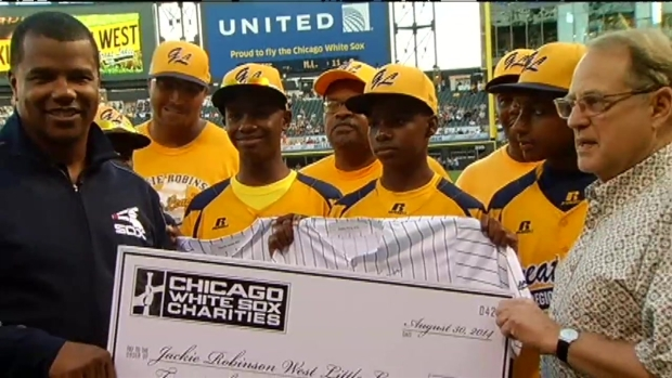 [CHI] White Sox Honor JRW