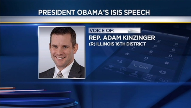 [CHI] President Obama Details Plan to Attack ISIS