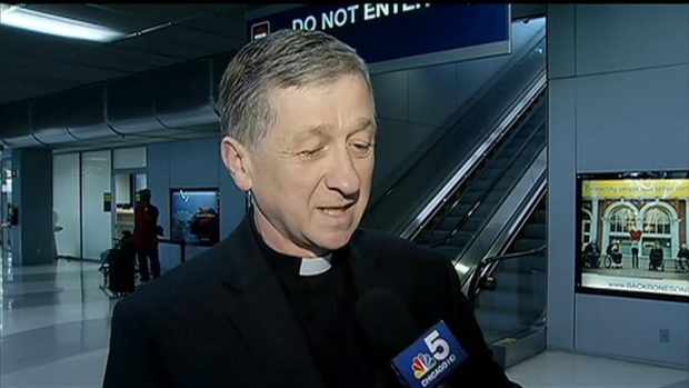 [CHI] Archbishop-Designate Cupich Back in Chicago
