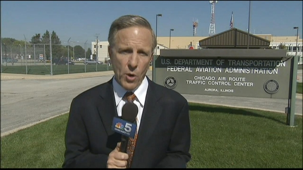 [CHI] Contract Employee Set Fire at Air Traffic Control Center: Police