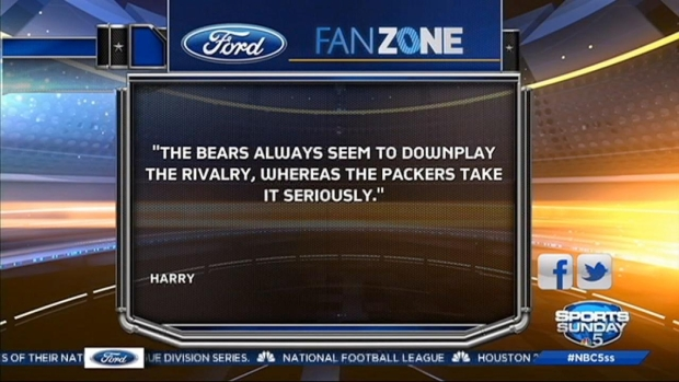 Why Do Bears Struggle Against Packers?