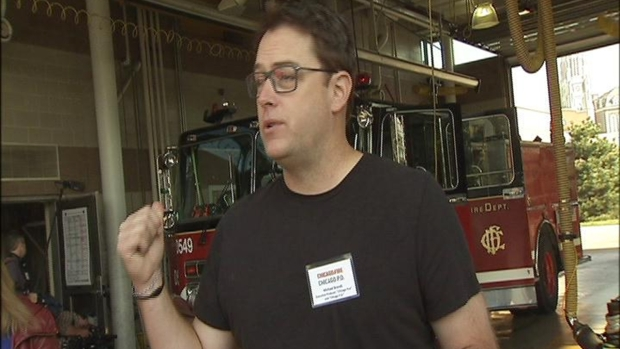"[CHI] ""Chicago Fire"" Cast Primed For New Season"