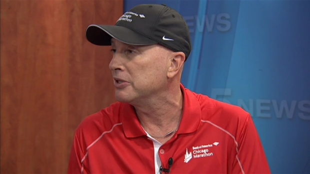 Carey Pinkowski Talks Chicago Marathon